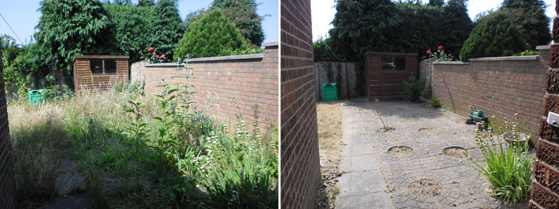 Gardening services in colchester and surrounding area from for Affordable garden services
